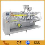Machine à emballer liquide horizontale de machine de conditionnement/de sac