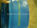 """3/4""""-16"""" PVC Layflat Agricultura de la manguera de descarga de agua"""
