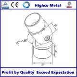 Menuisier réglable d'éclat de balustrade pour la balustrade d'acier inoxydable