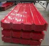 냉각 압연된 물결 모양 Galvalume 강철판