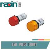 Voltaje que sugiere el piloto de la luz de indicador del montaje del panel LED