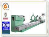 Torno profesional del CNC de China para dar vuelta a los tubos de petróleo largos (CG61160)