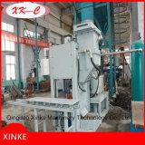 Máquina de fundição de areia para fazer ferro fundido