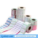Paper autoadesivo con Semigloss Paper Front