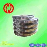 1j13 Blad van de Legering van het Aluminium van het ijzer het Zachte Magnetische
