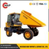 China Fabricante Fcy50 5 Ton Mini Dumper Truck