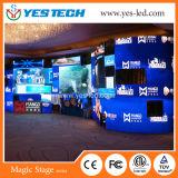 Super LED interior flexível slim Visor Cortina