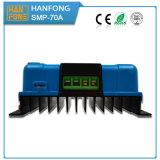 MPPT 70A des Sonnenkollektor-Systems-LCD Solarbatterie-Ladung-Controller Sonnenenergie-Ladung-des Controller-12V 24V 48V (SMP-70)
