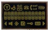 Aangepaste Stn Blauwe LCD 128X128 Grafische LCD