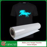 Qingyiの衣類のための暗い熱伝達のフィルムの卸し売り大きい品質の白熱