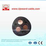 3*400mm2 Conducteur en cuivre Câble électrique