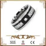 De Ring van ElegantWedding met 316L Roestvrij staal voor Paar