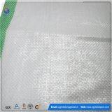 Saco tecido PP branco para o empacotamento da agricultura