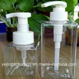 bottiglia di plastica impaccante cosmetica di pulizia 250ml della bottiglia facciale della gomma piuma