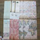 DIY Scrapbook Nautical Rose Patterned Paper Craft Scrapbooking Handmade Scrapbook Paper Pack A5