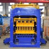 Het Maken van de Baksteen van de Koppeling van de Stoeprand van de Machine van het Blok van de Grond van Hcb van Qt8-15 Stevige Machine