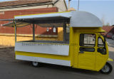 Mobiles flexibles elektrisches Dreiradnahrungsmittelauto