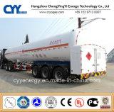 化学半液体酸素窒素のアルゴンの燃料のタンカーのトレーラー