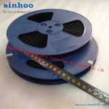 Smtso-M3-7et, SMD Mutter, Oberflächendistanzhülse der montierungs-Befestigungsteil-SMT, SMT Distanzstück, Bandspule-Paket, Aktien