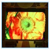 Écran d'intérieur de l'étalage DEL de définition élevée polychrome de P4mm