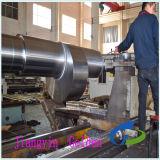 SAE4150 SAE4140 forjou o eixo de manivela de aço do motor