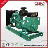 generador portable silencioso del propano de 200kVA/160kw Oripo con un cable del alternator