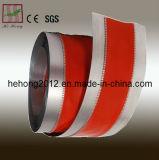 Connecteur flexible enduit de silicone de colonne d'aérage (HHC-280C)