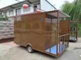 Chariot mobile de nourriture pour vendre le déjeuner
