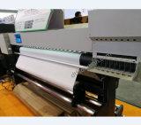 Plotter à jet d'encre à l'aide d'impression encreuse en vrac sur du papier de sublimation