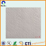 Película flexible blanca grabada del PVC para la tarjeta de yeso