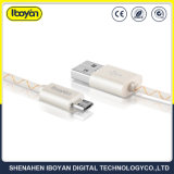 1m 길이 이동 전화를 위한 마이크로 데이터 USB 충전기 케이블