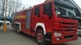 De Vrachtwagen van de Motor van de Brand van HOWO Cnhtc 30000L voor Verkoop