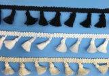 Высокое качество Tassel челкой кружева для шторки и оформление