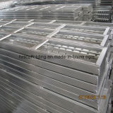 tablones de acero del andamio de 3000m m para la construcción