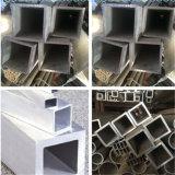 Quadratisches Aluminiumrohr 6061 6063 2024 5056