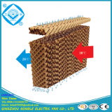 養鶏場の蜜蜂の巣の蒸気化冷却のパッドの/Wetのカーテン