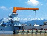 Grúas marinas, Grúa de cubierta, para buque de carga de la grúa