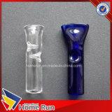 Tubulações de fumo de vidro coloridas grossas de Pyrex do suporte de cigarro do tabaco