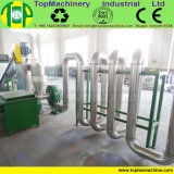 押しつぶすプラスチックを作る工場機械HDPEのびん洗浄プラントをリサイクルする