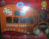 Soem-Rumpf-Schönheits-Kaffee, Kaffee abnehmend