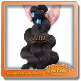 Волосы Remy Unprocessed девственницы бразильские (KBL-BH)