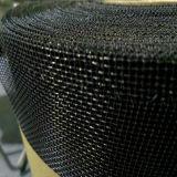 Schermo di tessitura normale dell'insetto della finestra di alluminio di colore del nero della maglia Bwg31X16X14
