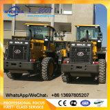 cargadora frontal Sdlg LG936L pequeña cargadora de ruedas compactas para la venta