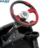 二重シートの36V 1600Wモーターを搭載する電気ゴルフカート