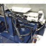 La fascia di metallo idraulica della doppia colonna ha veduto la macchina (GH4220A)