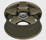 Оправа 5079-1670 новой конструкции колеса сплава алюминиевая