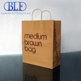 Papel Kraft Carrier Bag (BLF-PB093)