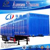 2-3 tipo resistente della casella di carico di trasporto rimorchio semi (LAT9340XXY) degli assi 35-60t Van