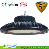 100-200W LED Gimnasio Industrial Light UFO LED de alta luz de la bahía