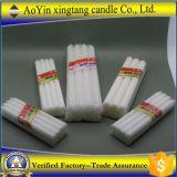 Свечка оптового дешевого цены белая фабрикой свечки Китая